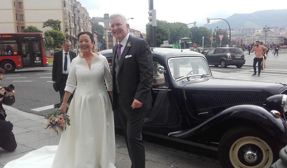 La boda de Chris y Yolanda en Bilbao, Vizcaya