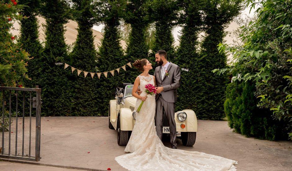 La boda de Alba y David en Palau De Plegamans, Barcelona