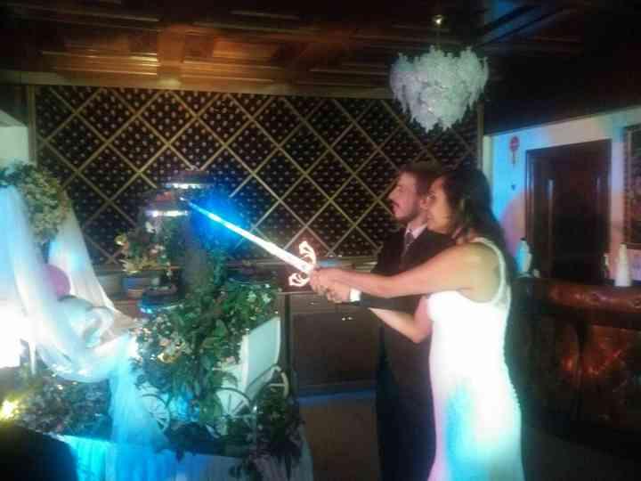 La boda de Elaine fabia y Joaquín