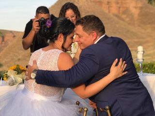 La boda de Fernanda y Manuel