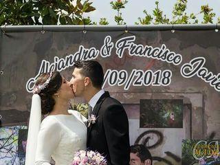 La boda de Alejandra y Francisco Javier 3