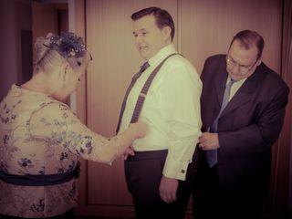La boda de Talma y Luis 1