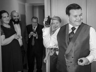 La boda de Talma y Luis 2