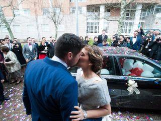 La boda de Fatima y Carlos
