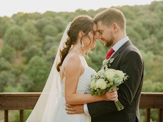 La boda de Anca y Cano