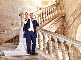 La boda de Maria Teresa y Antonio Blas