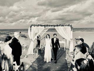 La boda de Paty y Edu 1