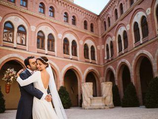 La boda de Paloma y Gonzalo