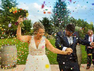 La boda de Sara y Pau