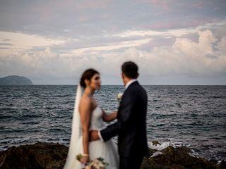 La boda de Gracia y José