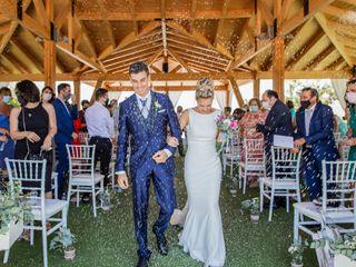 La boda de Silvia y Alex