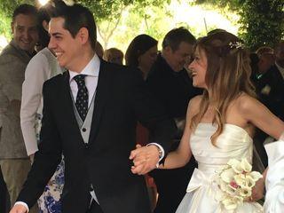 La boda de Kasandra y Juan
