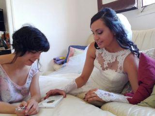 La boda de Elaine fabia y Joaquín  1