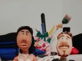 La boda de Elaine fabia y Joaquín  2