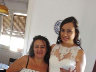 La boda de Elaine fabia y Joaquín  3