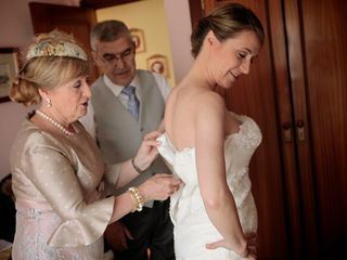 La boda de Ruth y Álvaro 1