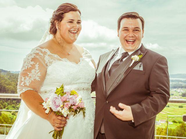 La boda de Talma y Luis