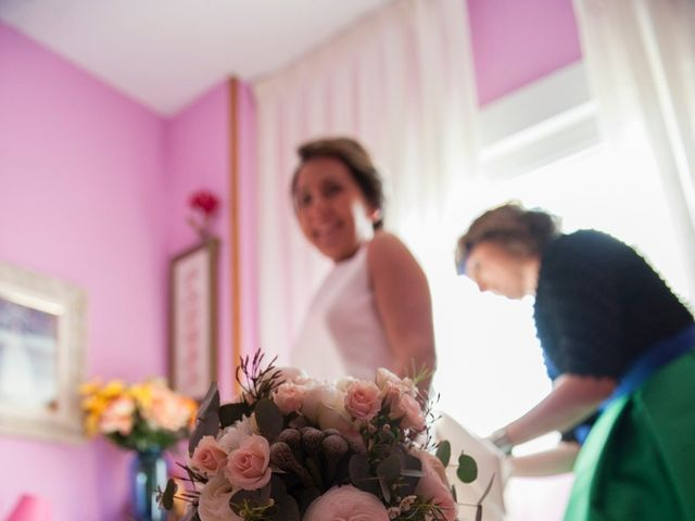 La boda de Carlos y Fatima en Santiago De Compostela, A Coruña 4