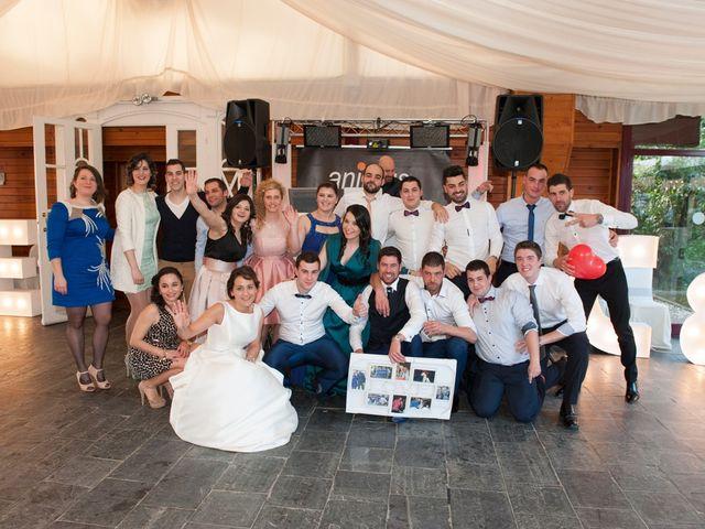 La boda de Carlos y Fatima en Santiago De Compostela, A Coruña 7