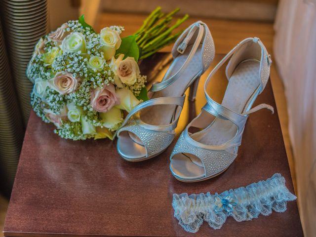 La boda de Nacho y Sofia en Salamanca, Salamanca 1