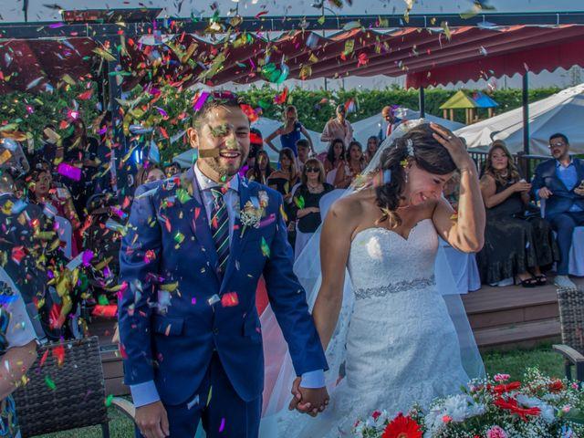 La boda de Nacho y Sofia en Salamanca, Salamanca 14