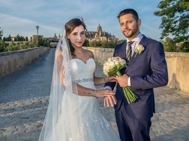 La boda de Nacho y Sofia en Salamanca, Salamanca 18