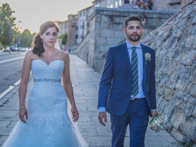 La boda de Nacho y Sofia en Salamanca, Salamanca 19