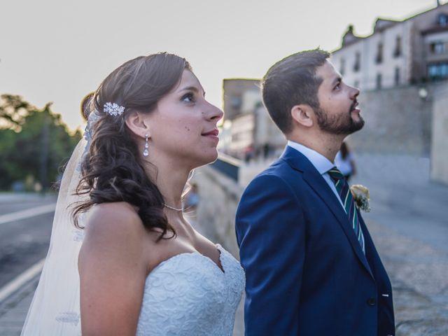 La boda de Nacho y Sofia en Salamanca, Salamanca 20