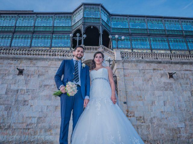 La boda de Nacho y Sofia en Salamanca, Salamanca 21