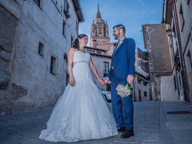 La boda de Nacho y Sofia en Salamanca, Salamanca 22