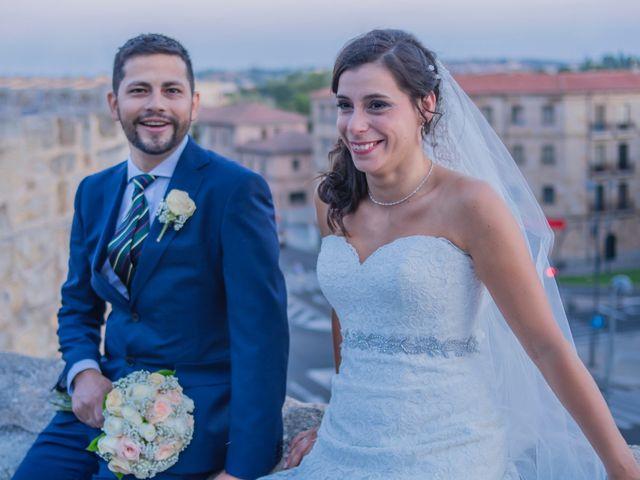 La boda de Nacho y Sofia en Salamanca, Salamanca 24