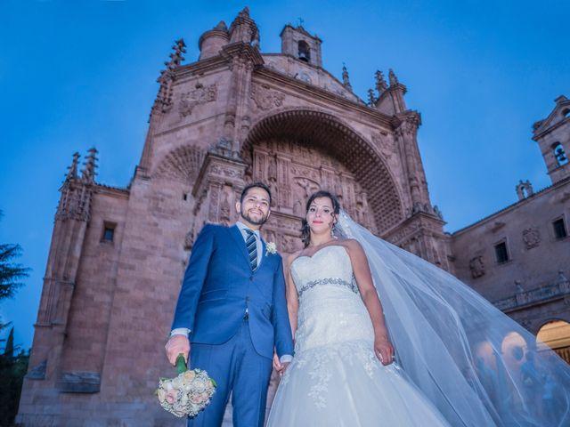 La boda de Nacho y Sofia en Salamanca, Salamanca 25