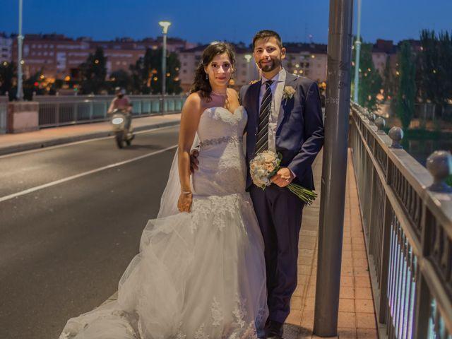 La boda de Nacho y Sofia en Salamanca, Salamanca 27