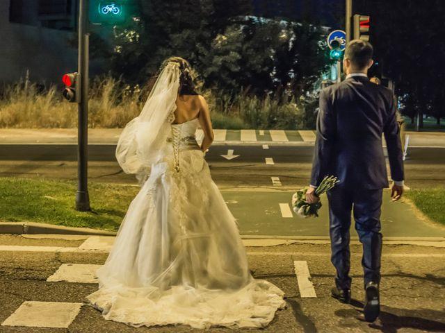La boda de Nacho y Sofia en Salamanca, Salamanca 29