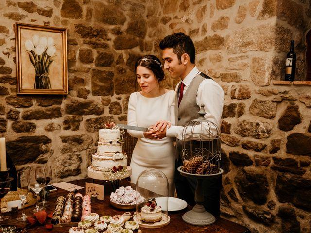 La boda de Esmail y Marta en Solsona, Lleida 103