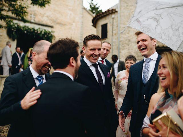 La boda de Niall y Agueda en Alaro, Islas Baleares 34