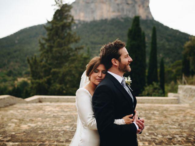 La boda de Niall y Agueda en Alaro, Islas Baleares 43