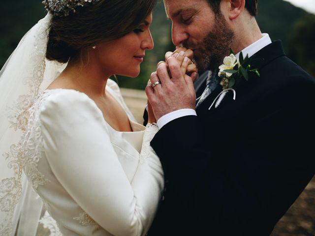 La boda de Niall y Agueda en Alaro, Islas Baleares 44