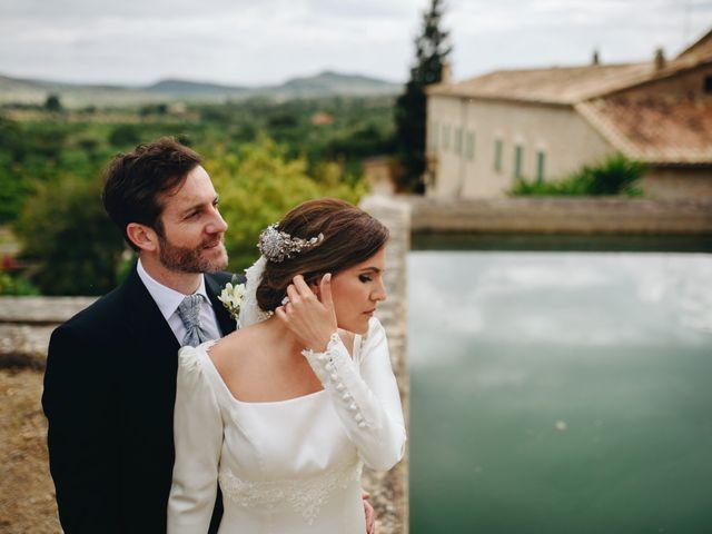 La boda de Niall y Agueda en Alaro, Islas Baleares 45