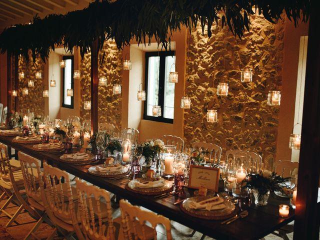La boda de Niall y Agueda en Alaro, Islas Baleares 50