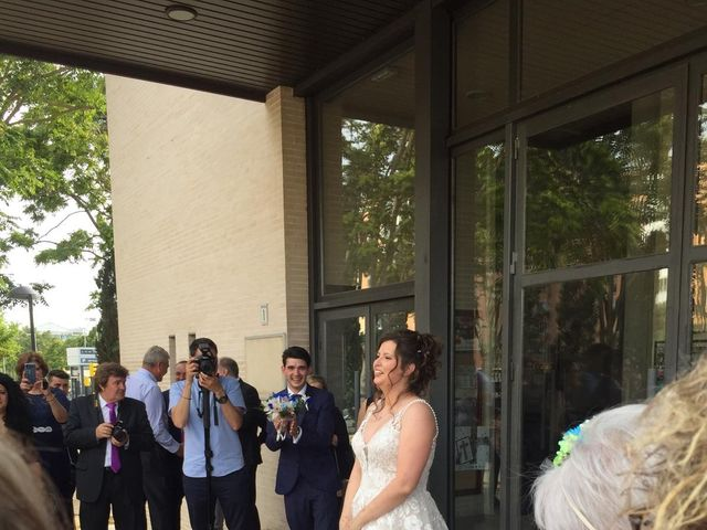 La boda de Rubén y Jennifer en Zaragoza, Zaragoza 5