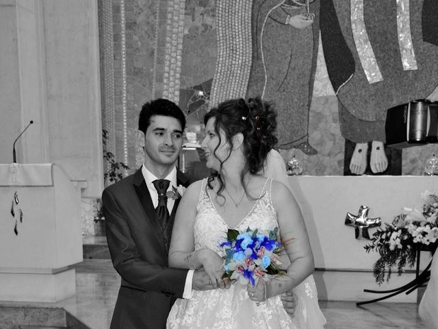 La boda de Jennifer y Rubén