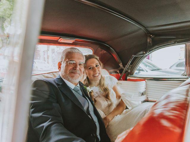 La boda de Isaac y Sara en Alcoi/alcoy, Alicante 1