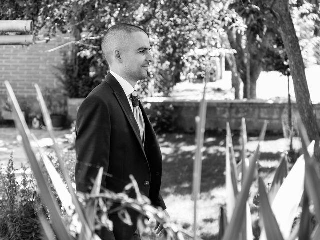 La boda de Santi y Laura en Baños De Cerrato, Palencia 2