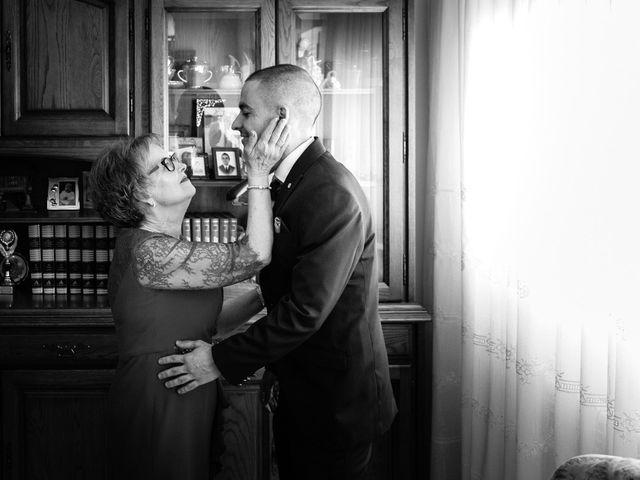 La boda de Santi y Laura en Baños De Cerrato, Palencia 6