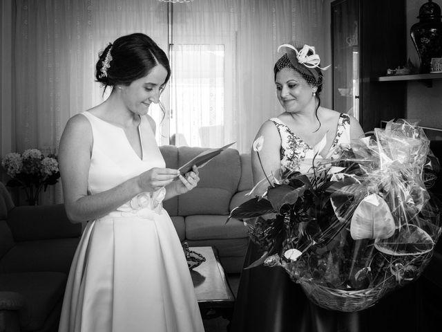 La boda de Santi y Laura en Baños De Cerrato, Palencia 9