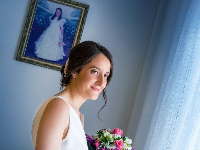 La boda de Santi y Laura en Baños De Cerrato, Palencia 13