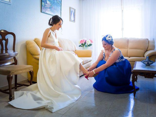 La boda de Santi y Laura en Baños De Cerrato, Palencia 14