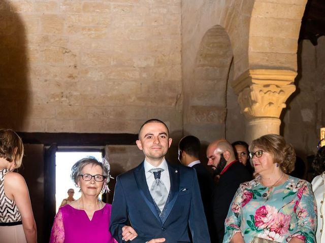 La boda de Santi y Laura en Baños De Cerrato, Palencia 22