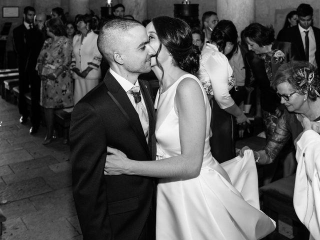 La boda de Santi y Laura en Baños De Cerrato, Palencia 29